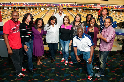 CAABJ Presents Bowling With The Journalist Fall Editon 2015 @ AMF University Lanes 10-16-15