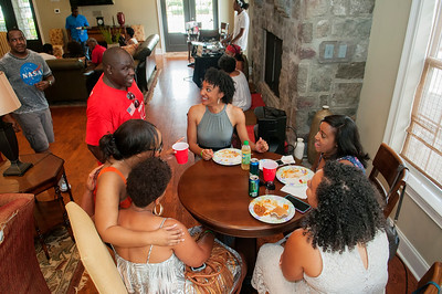 CAABJ Summer Madness Cookout @ Berewick Manor 7-15-17 by Jon Strayhorn