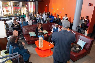 CAABJ Tournament Mixer - Event Sponsor Wells Fargo @ Aloft 2-26-19 by Jon Strayhorn