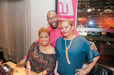 CAABJ Tournament Week Mixer @ Aloft 2-27-18 by Jon Strayhorn