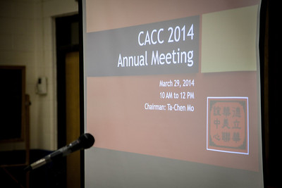 2014 CACC Annual Meeting