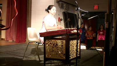 Chinese Instrument Performance: Dulcimer 揚琴 by Weiping Wang 王蔚屏 6/20/2009