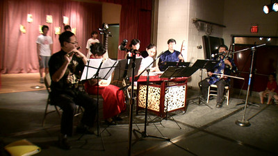 Chinese Musical Instruments Ensemble 6/20/2009
