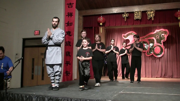 2010 CACC Chinese Festival<br /> Hockessin, Delaware<br /> Day 2 - 6/19/2010<br /> <br /> Shaolin Kung Fu Part 1