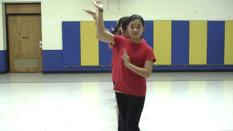 """""""Buddha Dance""""  8/8/2010 CACC Dance Camp"""