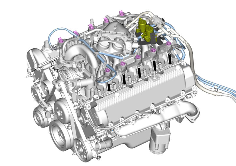 ROUSH CleanTech received CARB certification for heavy duty-onboard diagnostics for its 6.8L 2V and 3V engines. (2018)