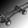 ROUSH CleanTech Ford F-59 Stripped Chassis. <br /> Model Year: 2013 and Newer<br /> Tank Size: 65-gallon