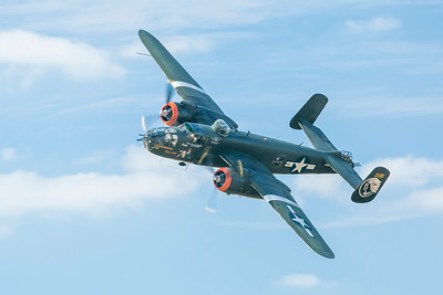 Commemorative Air Force Wings Over Dallas WWII History Event