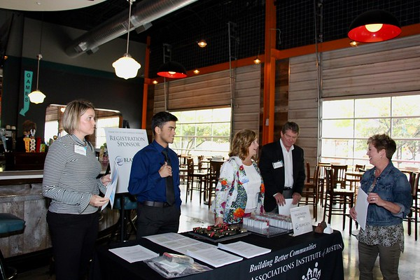 CAI SPEED NETWORKING MAY 2018