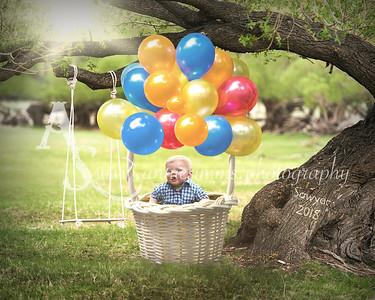 16x20 Balloon Basket