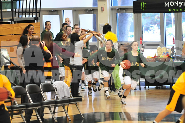 02/26/11 - WBB VS LONG BEACH