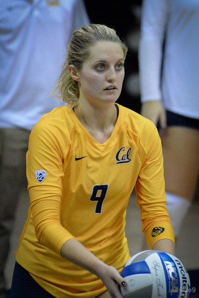 2015-09 Cal VB vs UCLA (Close-ups & Jumbo tron)-45