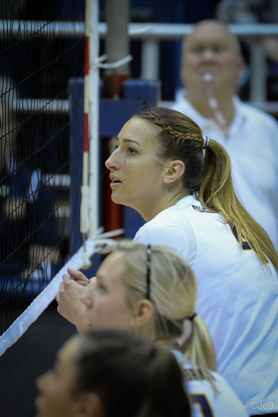 2015-09 Cal VB vs UCLA (Close-ups & Jumbo tron)-38