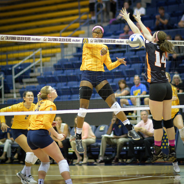 2015-10 Cal VB vs OR State-22