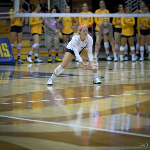 2015-10 Cal VB vs OR State-21