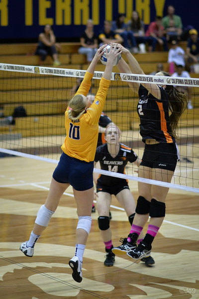 2015-10 Cal VB vs OR State-30