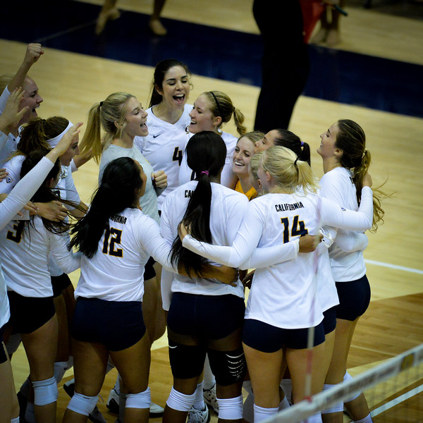 2016 CAL VB vs UC RIVERSIDE