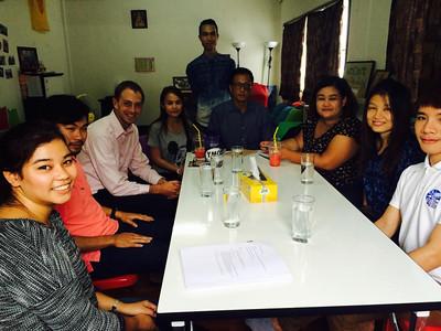 2015 Teaching Law at Urban Light August
