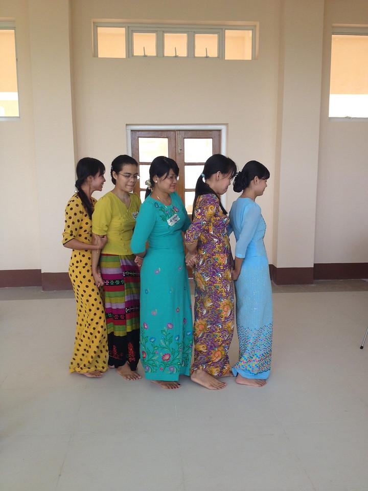 2nd National Myanmar CLE Summer School