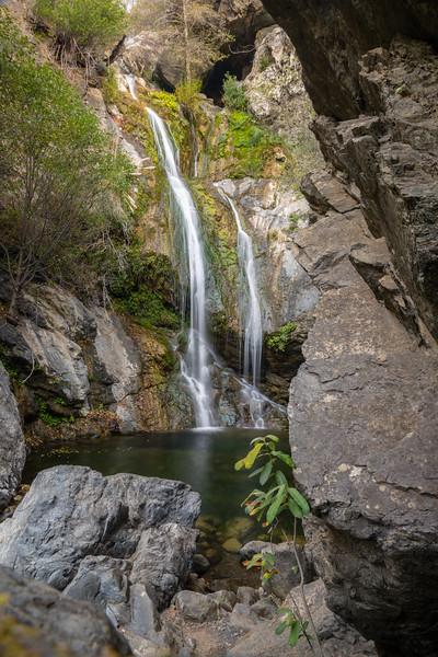 Big Sur Waterfall Oasis