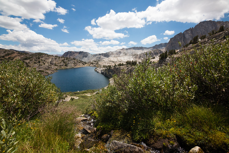 Twenty Lakes Basin Blues