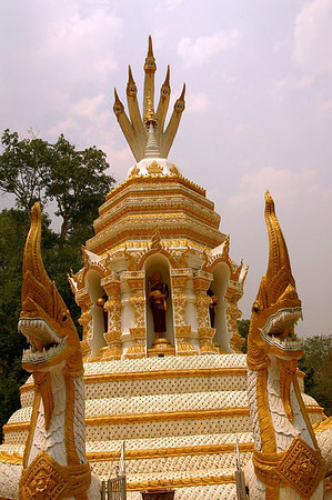 Buddhist Temples Wat and Shrines