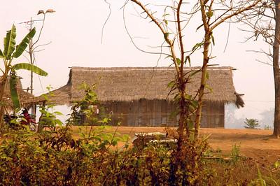 Padaung Communal building