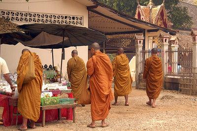 Monks Shopping 2