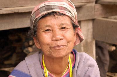 Yao Tribal woman 2