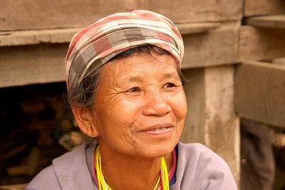 Yao Tribal woman 3