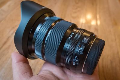 10-24mm Lens