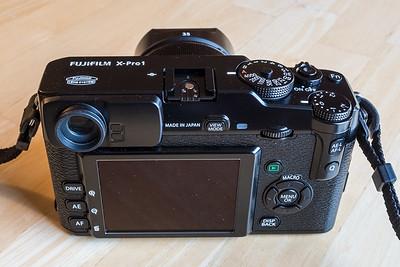 Fuji X-Pro1 with 35mm f/1.4