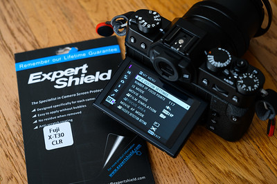 Expert Shield - My favorite LCD protector (Crystal Clear version)