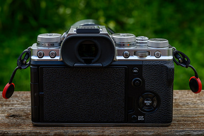 Fuji X-T4 with 16-80mm f/4