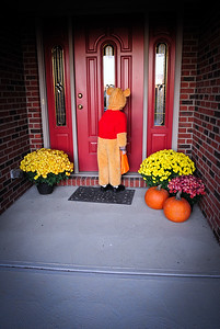Sorry, Pooh...No candy at this one.