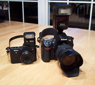 Sizes - Nikon V1 & Nikon D700