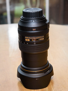 Nikon 24-120mm f/4 - Not prone to zoom creep
