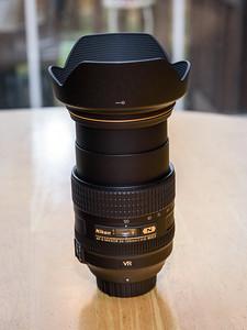 Nikon 24-120mm f/4 - Not prone to zoom creep