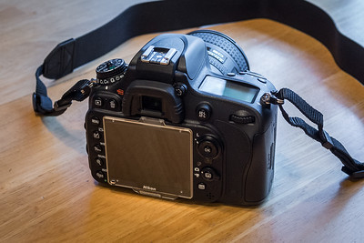 Nikon D600 full frame DSLR with Nikon 24-85mm VR Lens