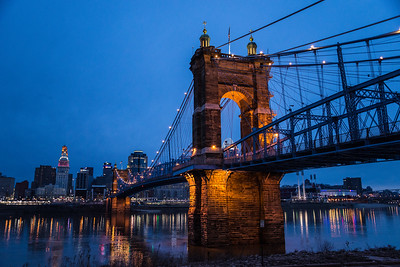 Roebling Suspention Bridge