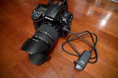 Nikon D700 with Tamron 28-75mm
