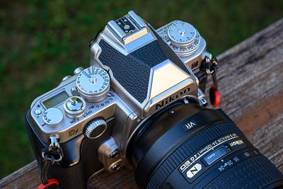 Nikon Df with 24-120mm f/4