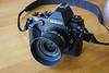 Nikon Df with Gariz Half Case