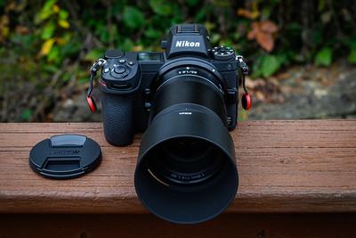 Z7 with Z 85mm f/1.8 Lens