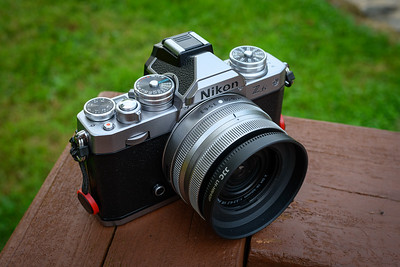 Z fc with 16-50mm Kit Lens