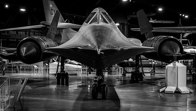 SR-71 Blackbird  -  Nikon 24-70mm f/4 S lens