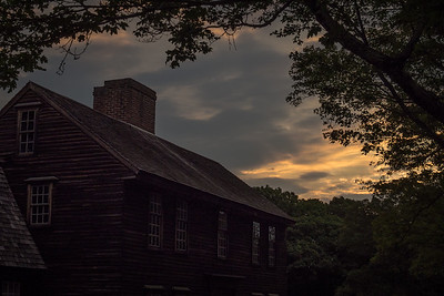 Sunrise at Hartwell Tavern
