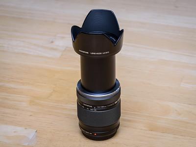 Olympus 14-150mm II