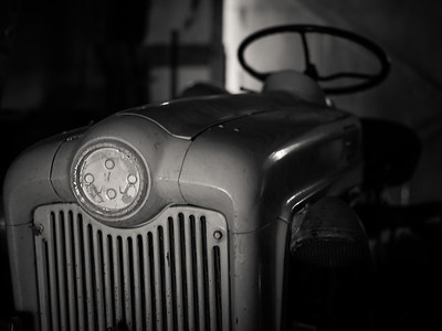 Ford in Monochrome