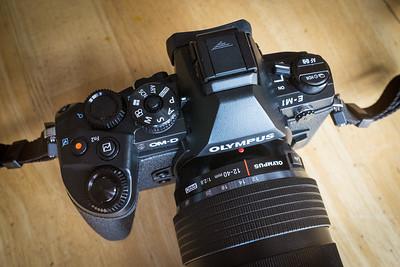 Olympus OM-D E-M1 with Olympus 12-40mm f/2.8 Pro Lens